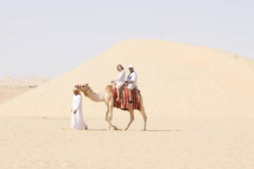 Abu Dhabi Morning Desert Safari