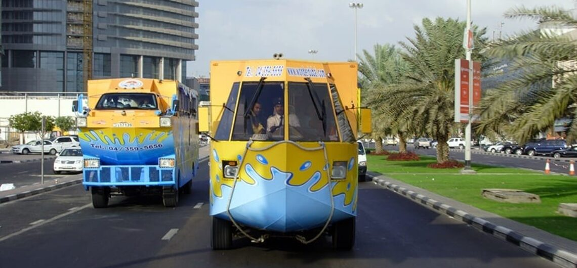 Wonder Bus Dubai | VooTours Tourism