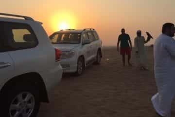 Abu Dhabi Desert Safari   VooTours Tourism