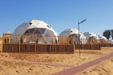 Overnight Camping in Ras al Khaimah